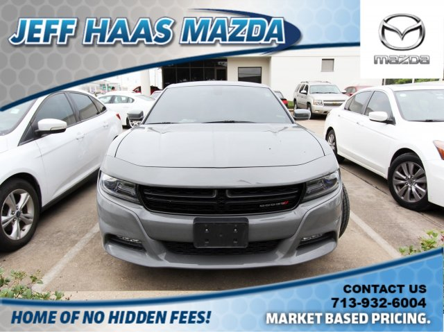 Dodge Dealership Houston Tx >> Pre Owned 2017 Dodge Charger Sxt Awd 4dr Car In Houston 190633a