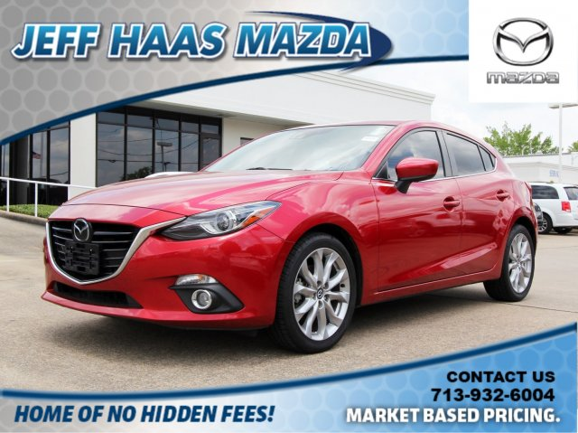 Pre-Owned 2016 Mazda3 5dr HB Auto s Grand Touring