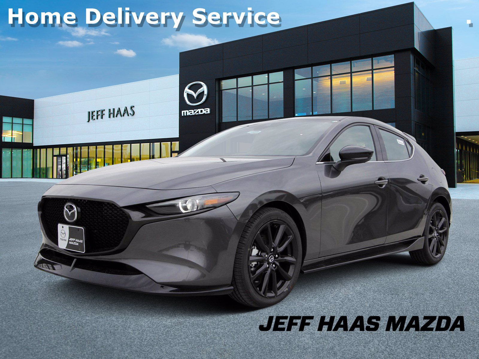 New 2020 Mazda3 Hatchback FWD Manual w/Premium Pkg