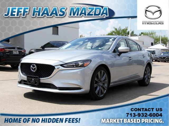 Certified Pre-Owned 2018 Mazda6 Grand Touring Auto