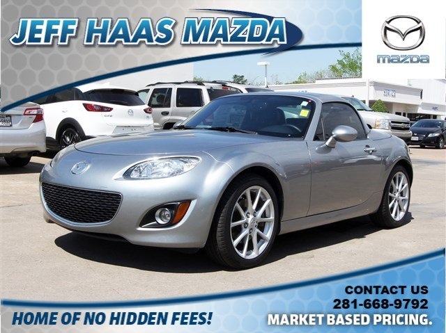 Pre-Owned 2011 Mazda MX-5 Miata 2dr Conv PRHT Man Grand Touring