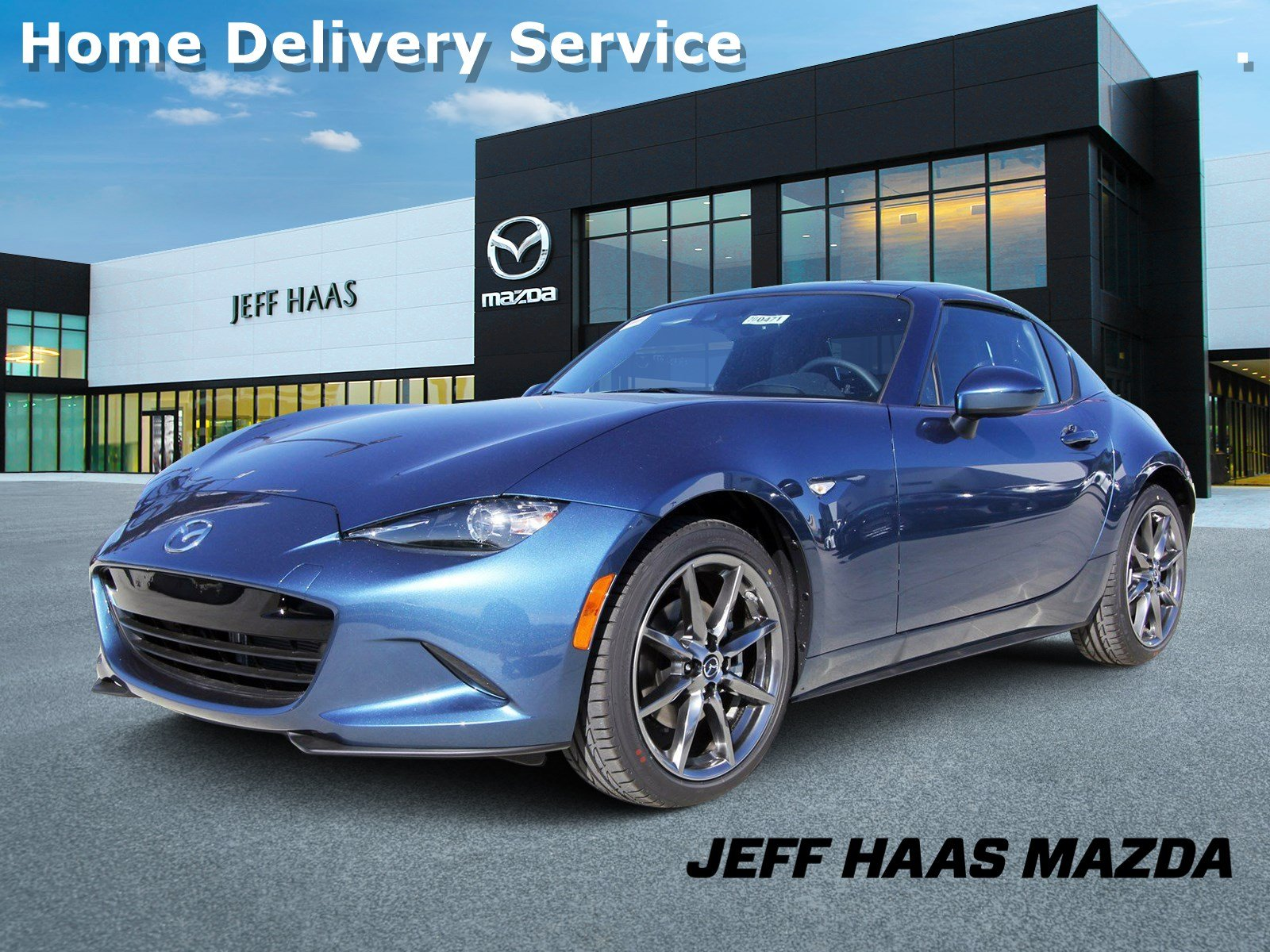 New 2020 Mazda MX-5 Miata RF Grand Touring Manual