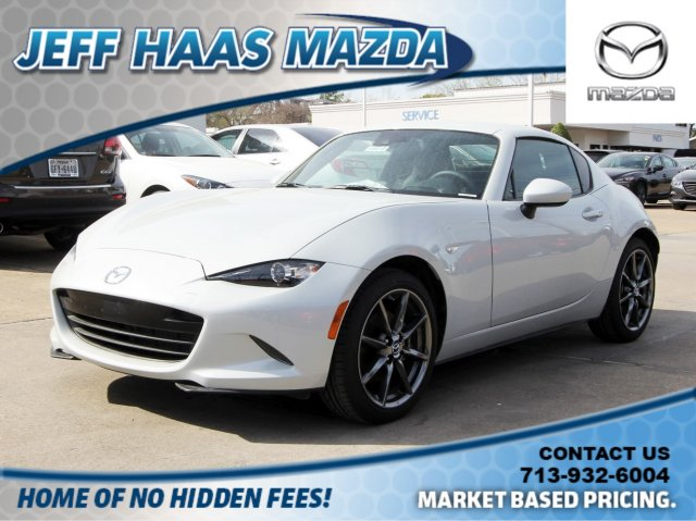 New 2019 Mazda MX-5 Miata RF Grand Touring Auto RWD Convertible