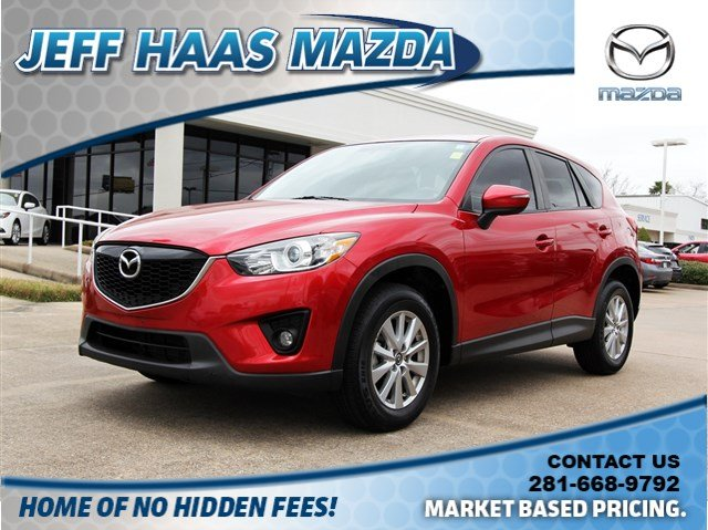 Pre-Owned 2015 Mazda CX-5 FWD 4dr Auto Touring
