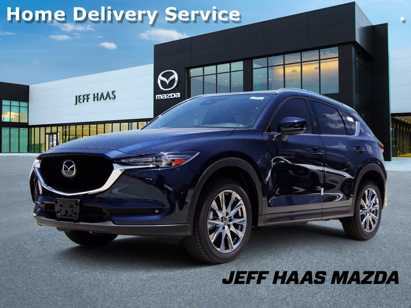 New 2020 Mazda CX-5 Signature AWD