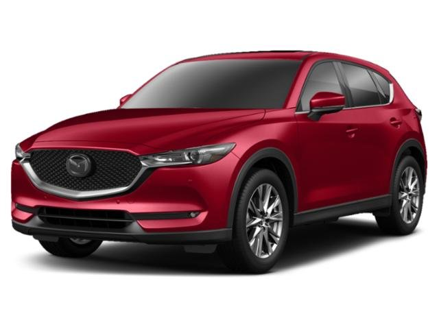 Certified Pre-Owned 2020 Mazda CX-5 Signature AWD