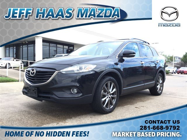 Pre-Owned 2015 Mazda CX-9 FWD 4dr Grand Touring