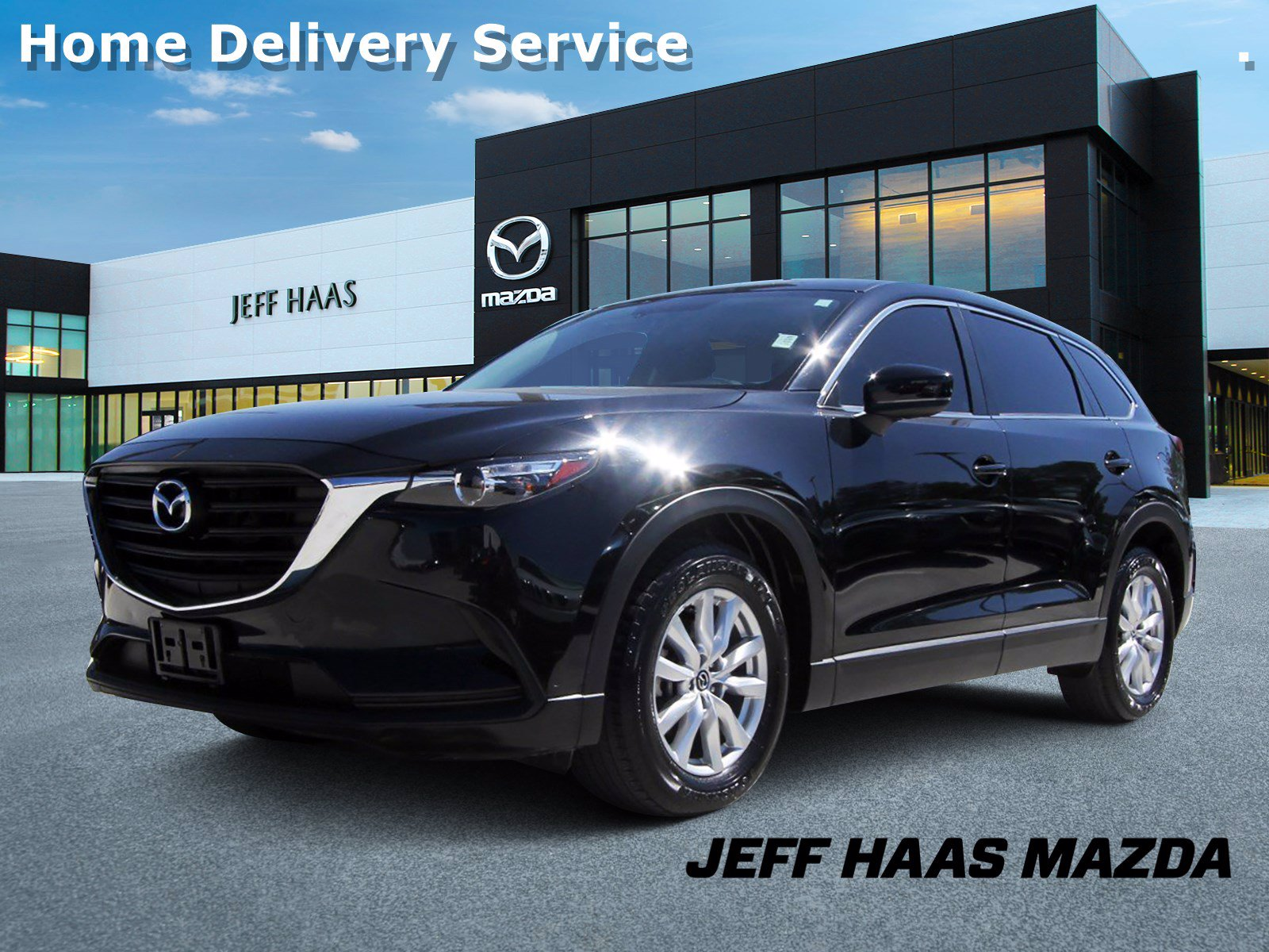 Pre-Owned 2016 Mazda CX-9 FWD 4dr Sport
