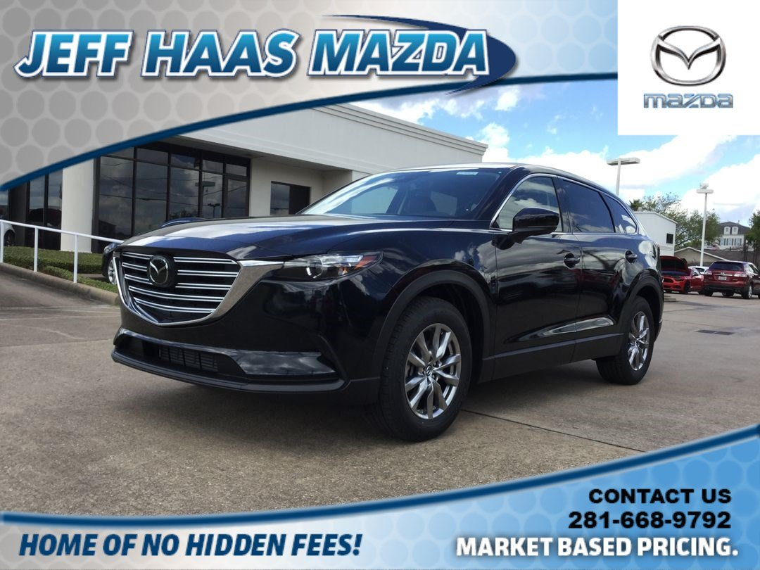 New 2019 Mazda CX-9 Touring FWD