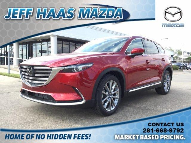 New 2018 Mazda CX-9 Grand Touring FWD Sport Utility in Houston ...