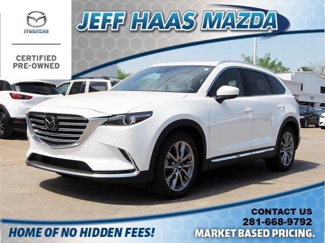 Certified Pre-Owned 2019 Mazda CX-9 Grand Touring FWD