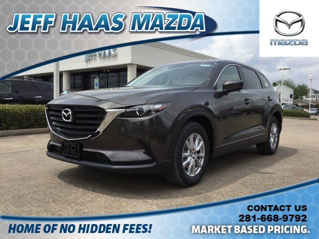 New 2017 Mazda CX-9 Sport AWD
