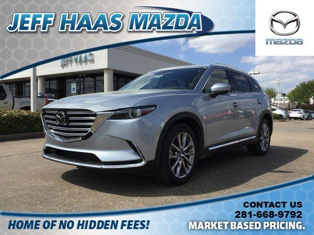 New 2017 Mazda CX-9 Grand Touring AWD Sport Utility in Houston ...
