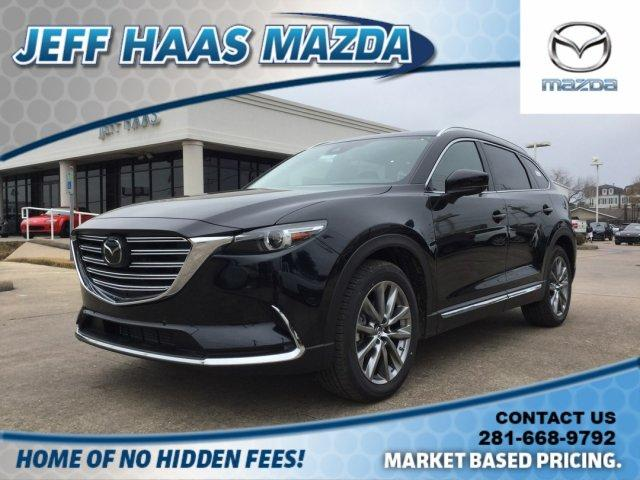New 2018 Mazda CX-9 Signature AWD Sport Utility in Houston #180316