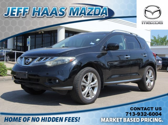 Pre-Owned 2011 Nissan Murano 2WD 4dr LE