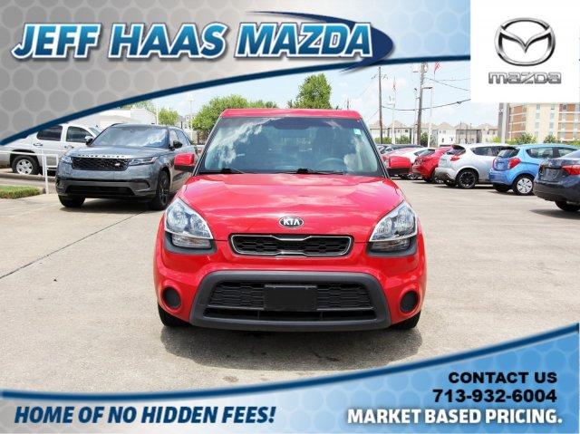Pre-Owned 2013 Kia Soul 5dr Wgn Auto Base FWD 4dr Car