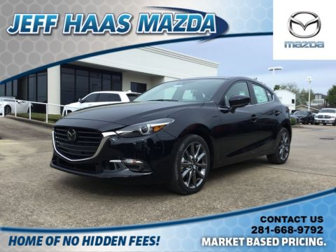 New 2018 Mazda3 5-Door Grand Touring Manual