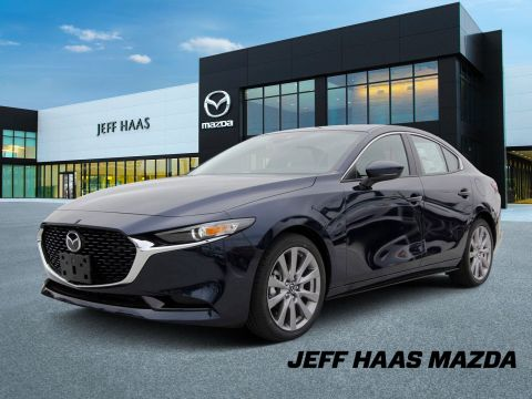 New 2020 Mazda3 FWD w/Preferred Pkg