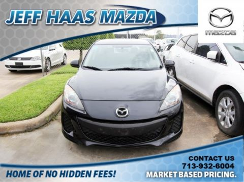 Pre-Owned 2013 Mazda3 5dr HB Auto i Touring