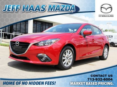Pre-Owned 2016 Mazda3 5dr HB Auto i Touring
