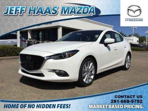 New 2017 Mazda3 4-Door Grand Touring Manual