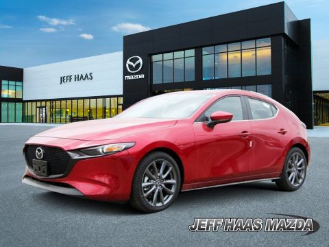 New 2019 Mazda3 Hatchback AWD Auto w/Preferred Pkg