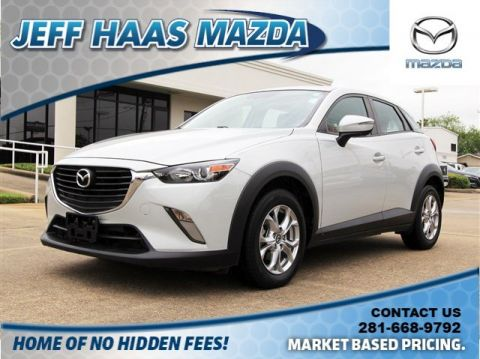 Pre-Owned 2016 Mazda CX-3 FWD 4dr Touring