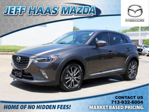 Pre-Owned 2016 Mazda CX-3 FWD 4dr Grand Touring