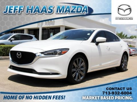 Pre-Owned 2018 Mazda6 Grand Touring Auto