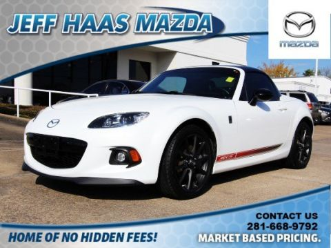Pre-Owned 2014 Mazda MX-5 Miata 2dr Conv Hard Top Auto Club