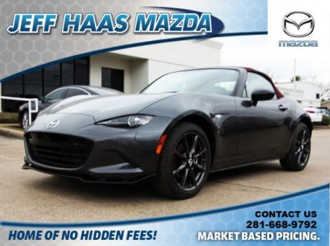 New 2018 Mazda MX-5 Miata Club Manual