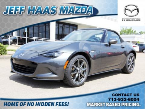 New 2019 Mazda MX-5 Miata Grand Touring Auto