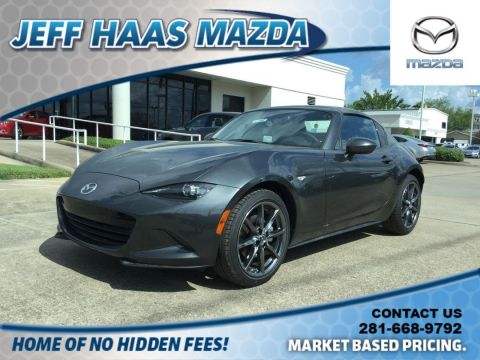 New 2018 Mazda MX-5 Miata RF Grand Touring Manual