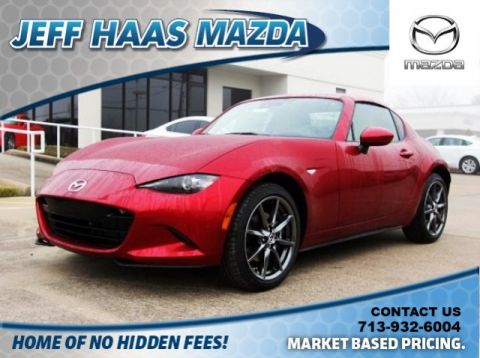 New 2019 Mazda MX-5 Miata RF Grand Touring Auto