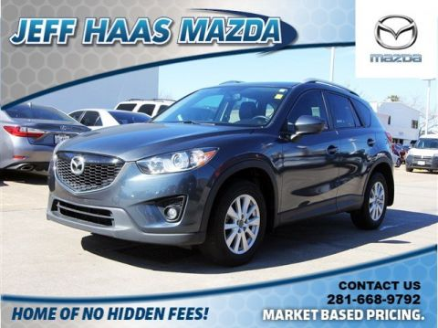 Pre-Owned 2013 Mazda CX-5 FWD 4dr Auto Touring