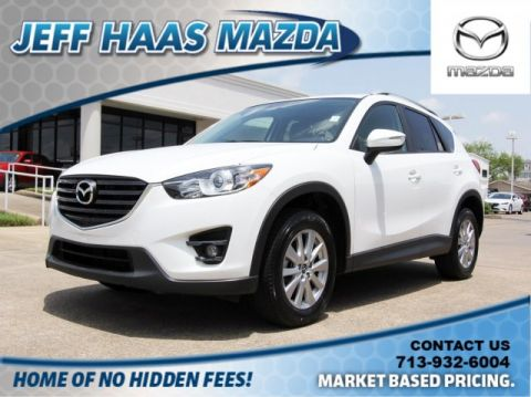 Pre-Owned 2016 Mazda CX-5 2016.5 FWD 4dr Auto Touring