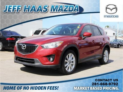 Pre-Owned 2013 Mazda CX-5 FWD 4dr Auto Grand Touring