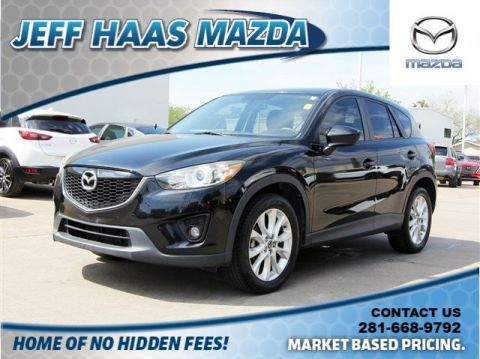 Pre-Owned 2014 Mazda CX-5 FWD 4dr Auto Grand Touring