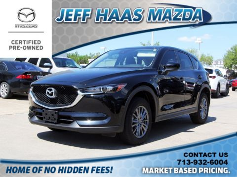 Certified Pre-Owned 2018 Mazda CX-5 Sport FWD