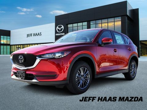 New 2020 Mazda CX-5 Sport FWD