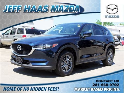 Pre-Owned 2017 Mazda CX-5 Touring FWD