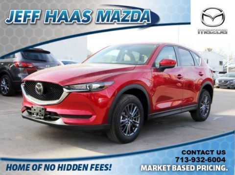 New 2019 Mazda CX-5 Touring FWD