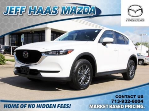 Certified Pre-Owned 2019 Mazda CX-5 Touring FWD