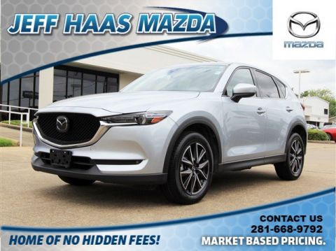 Pre-Owned 2018 Mazda CX-5 Grand Touring FWD
