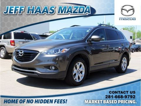 Pre-Owned 2015 Mazda CX-9 FWD 4dr Touring