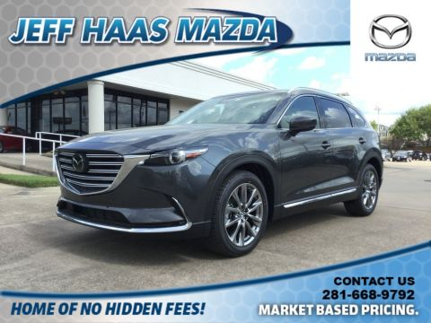 New 2018 Mazda CX-9 Grand Touring FWD