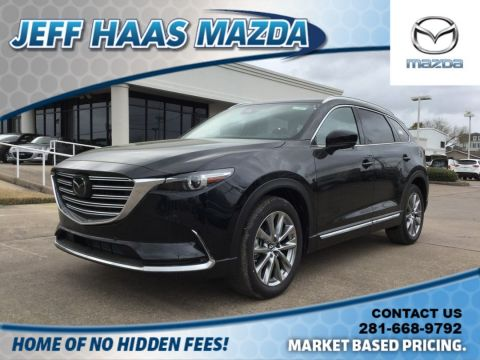 New 2018 Mazda CX-9 Signature AWD